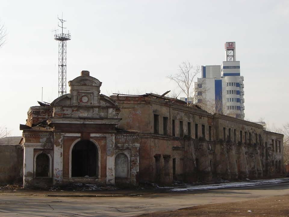 Курбатовские бани в 2008 году. Фото с Facebook