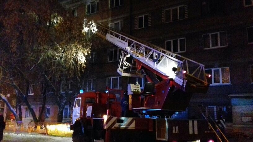 9 пожаров произошло в Иркутске в новогоднюю ночь, фото-2
