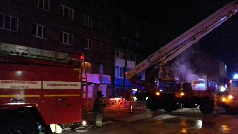 9 пожаров произошло в Иркутске в новогоднюю ночь, фото-1
